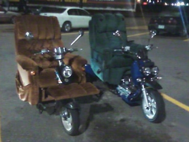 His-Hers-Armchair-Motorcycles